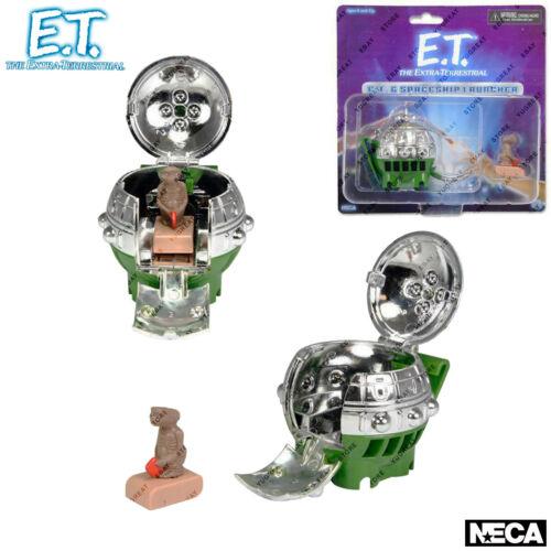 NECA E.T The Extra Terrestrial Action Figure Spaceship Launcher
