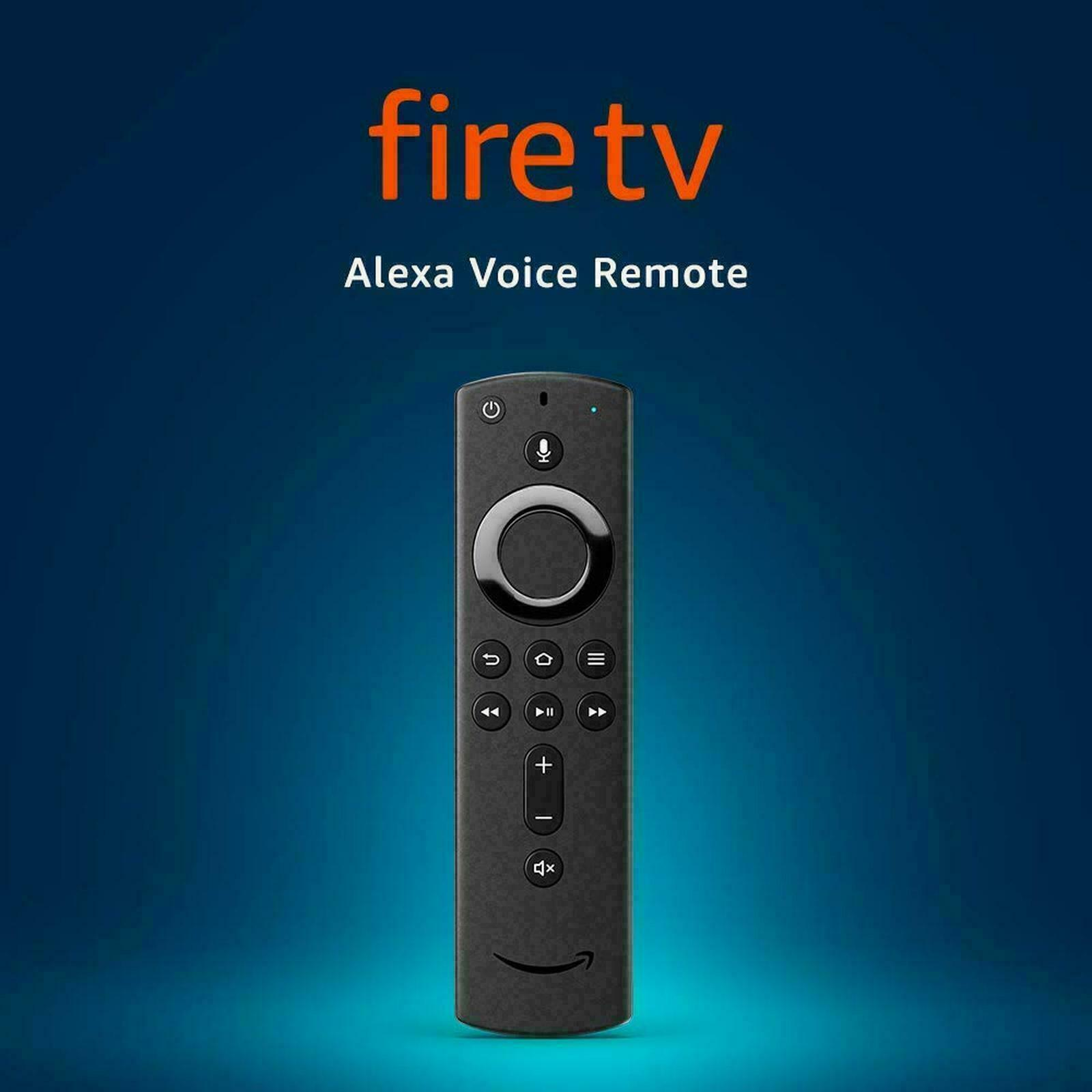 2nd Gen Fire TV Stick and 3rd Gen  Fire TV Pendant Design 2nd /& 1st Gen Fire TV Cube L5B83H Voice Remote Control Replacement for  Fire TV Stick Lite Fire TV Stick 2020 Release /& 4K