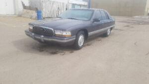 1995 Buick Roadmaster Limited Sedan