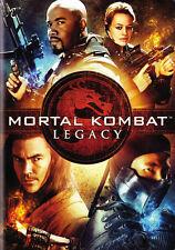 Mortal Combat: Legacy (DVD,2011)