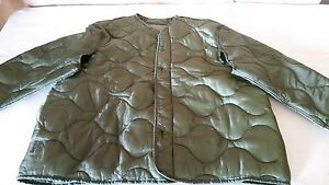 NEW-US-ARMY-COLD-WEATHER-COAT-LINER-LARGE