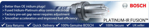 Tránsito ft 300 M 2.3i 00-06 Bosch platino-ir Lpg GAS Bujía FR6KI332S
