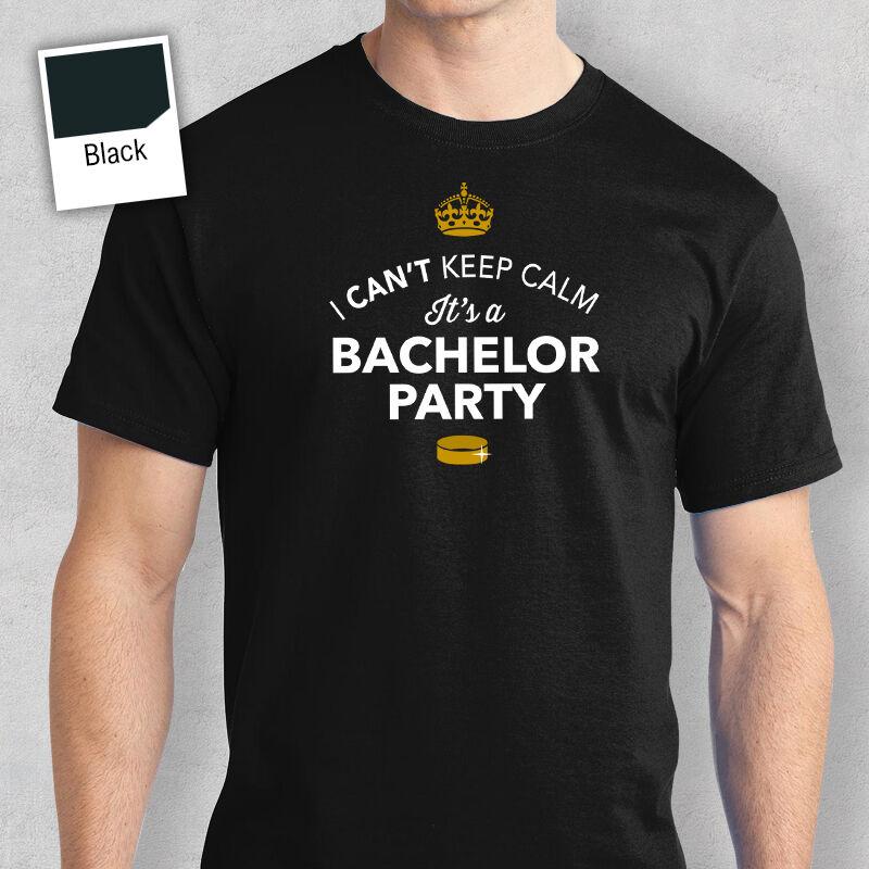 Bachelor Party Funny Tshirt Wedding Gift Stag Do Night Bachelor Party Keepsake
