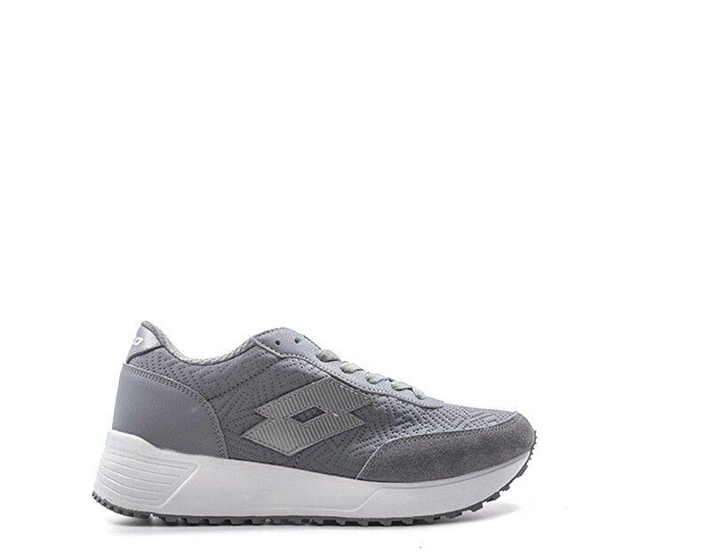 Schuhe LOTTO Damenschuhe Sneakers    GRIGIO PU,Tessuto T6268 a5f875