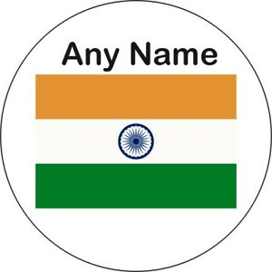 Personalised-Indian-Flag-Golf-Ball-Marker-Individually-made-to-order