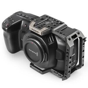 Tilta Ta T01 Hcc Half Cage Bmpcc 4k Cage Blackmagic Pocket Cinema Camera 4k Rig Ebay