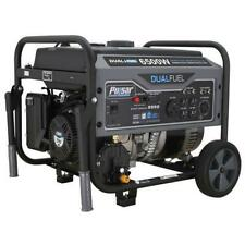 Pulsar 6,500 Watts Dual Fuel Gas/Propane Portable Generator w/ Electric Start