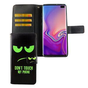 Samsung-Galaxy-S10-Plus-Etui-Coque-pour-Portable-Housse-Pochette-de-Protection