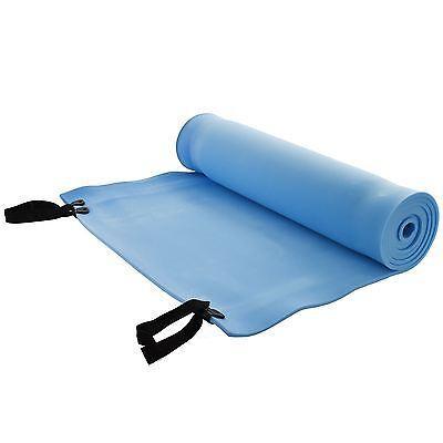 Leggera Da Campeggio Roll Up Tappetino Tenda Festival Yoga Schiuma Materasso Sleep 180x50cm-