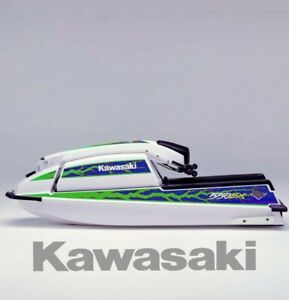 Kawasaki Jet Ski 550sx Decal Graphics Sticker Full Kit 550 Sx Ebay