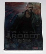 """Will Smith """"I, Robot"""" 2 Disc Special Edition Japan Version R-2 DVD"""
