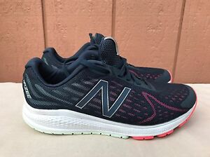Details about EUC Womens New Balance Vazee Rush V2 Black Pink Running Trainers VRUSHBP2 US 10