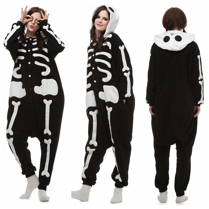 Unisex Adult Animal 1Onesie1 Kigurumi Pyjamas Fancy Dress Halloween Costume Xmas 2