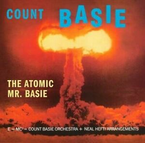 Basie-Count-The-Atomic-Mr-Basie-180-Gram-Vinyl-New-Vinyl