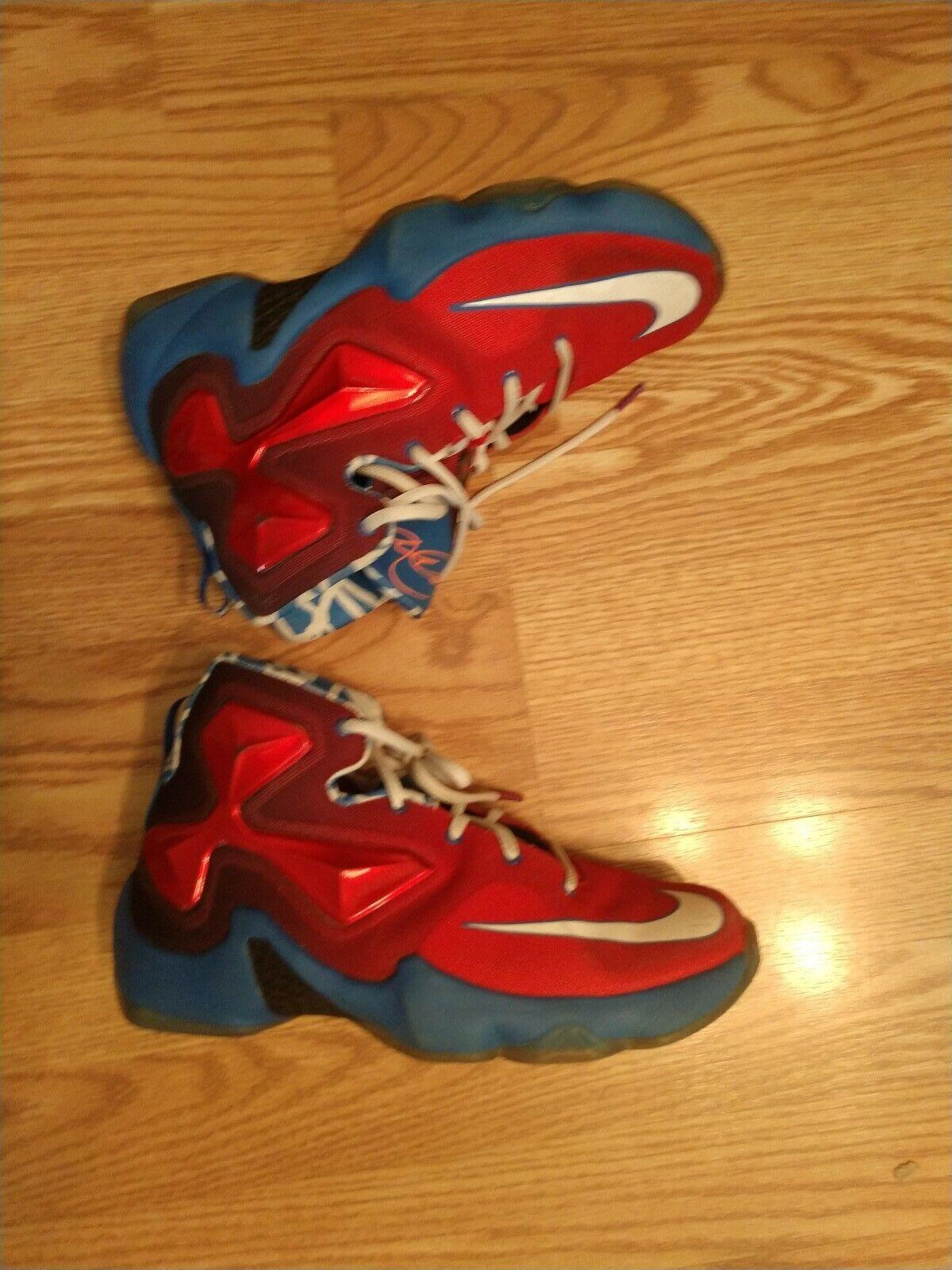 Nike Lebron Basketball Shoes 808709-614