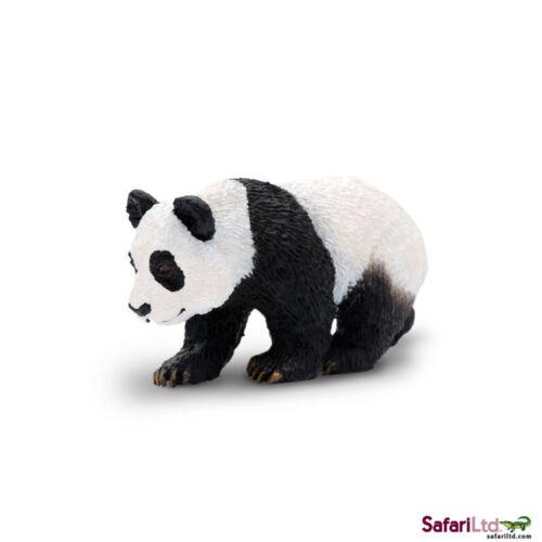 Safari Ltd 228829 Pandajunges 5,5 cm Serie Animales Salvajes