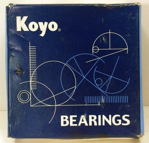 1 NEW KOYO DG2263-12RKMDSH2C4 DEEP GROOVE BALL BEARING NIB ***MAKE OFFER***