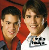 Thulio & Thiago - Ao Vivo [new Cd] on sale