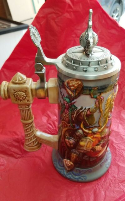 World of Warcraft - Epic Collection Stein: Alliance United NO. 2 Rare Collect