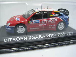 Rally-Collection-Altaya-Xsara-WRC-Sainz-Turkey-2003-IXO-1-43-cochesaescala