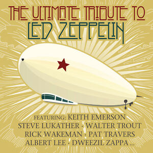 LP-Vinyl-Led-Zeppelin-The-Ultimate-Tribute-To-Led-Zeppelin-von-Various-Artists
