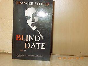 Taschenbuch-Frances-Fyfield-034-Blind-Date-034-Roman-Weltbild-gebraucht