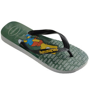 Havaianas-La-Simpsons-Chanclas-de-dedo-Sandalia-Hielo-Gris-4137889-3498