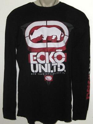 NEW 4XL ECKO UNLTD MENS LIGHTWEIGHT HOODY Dark Gray Hooded Shirt 4X 4XB