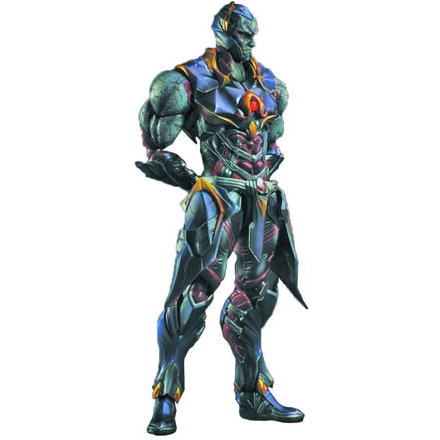 Dc Comics Variant Play Arts Kai Darkseid Action Figure Square Enix