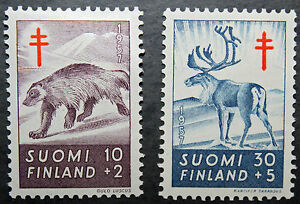 Briefmarke-Finnland-Finland-Yvert-Und-Tellier-N-458-460-N-Cyn15