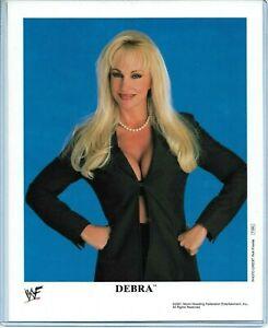 WWE-DEBRA-MCMICHAEL-P-685-OFFICIAL-LICENSED-AUTHENTIC-ORIGINAL-8X10-PROMO-PHOTO
