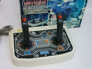 TWIN-STICK-Arcade-Joystick-Virtual-On-Controller-Sega-Saturn-freeshipping-JAPAN