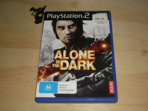 1 of 1 - Alone in the Dark - Sony PlayStation 2 - PAL format - Complete