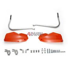 Orange Aluminium Handguards Brake Clutch Hand Guard For KTM 125 200 Duke 11-15