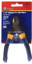 "NAPA P511 4-1/2"" Pro Diagonal Mini Pliers"