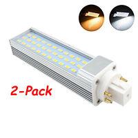 Led Gx24q 4-pin Rotatable Lamp 26w Cfl Replacement Horizontal Led Bulb