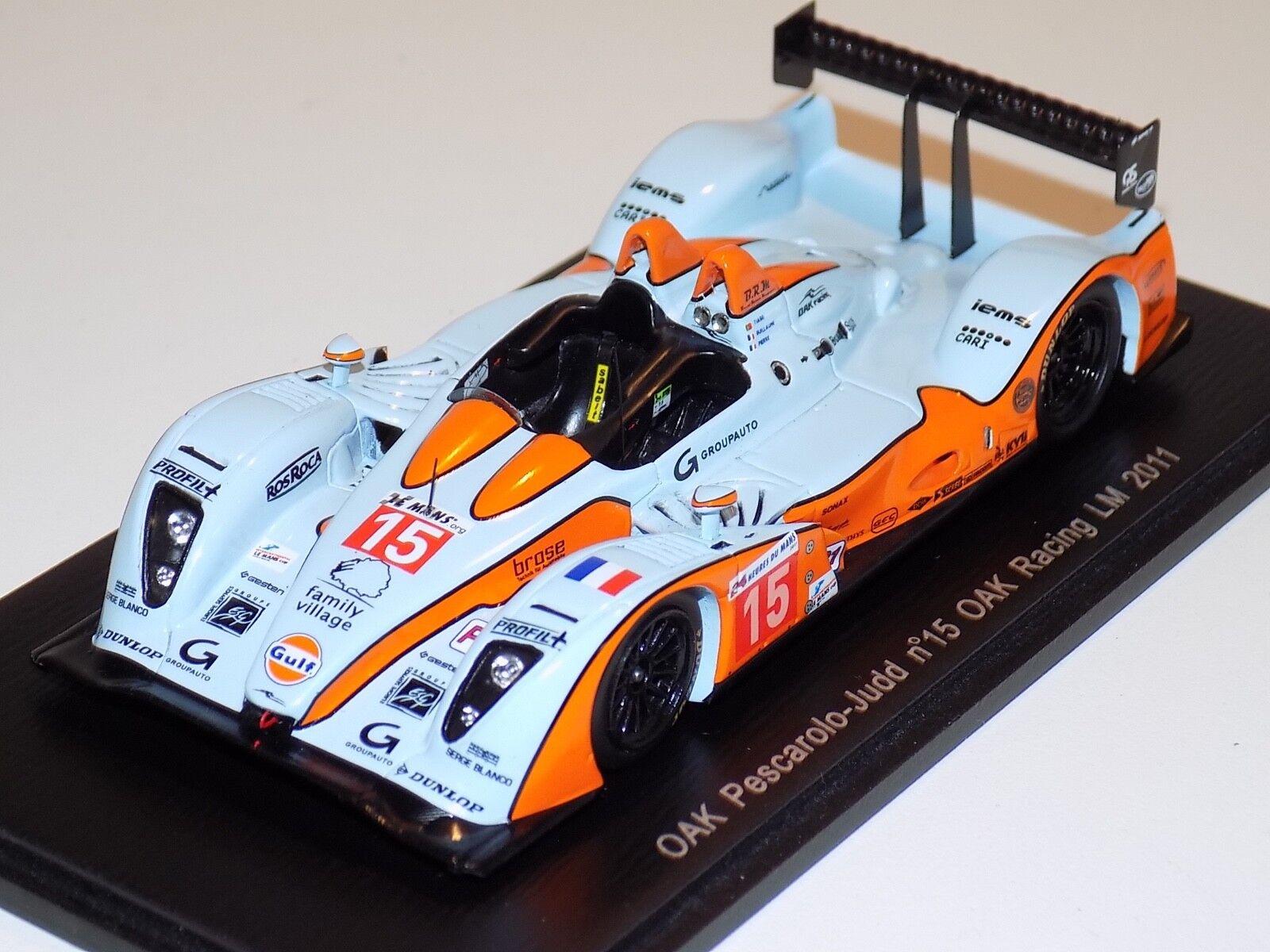 1 43 Spark OAK Pescarolo Judd OAK Racing Car  H of Le Mans  S2523