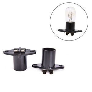 1 Pc Microwave Oven Lamp Holder E14