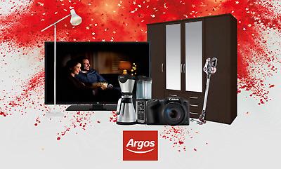 The Big Sale by Argos