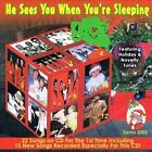 He Sees You When You're Sleeping by Various Artists (CD, Sep-2013, Santa Records)