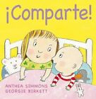 Comparte! by Anthea Simmons (Hardback, 2014)