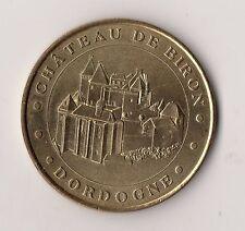 MONNAIE DE PARIS @ CHATEAU DE BIRON @ EPUISE 1999 @ PETIT TIRAGE @ RARE @ PROMO