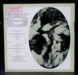 Beethoven-Missa-solemnis-Gunter-Wand-1965-CFD-Princeps-stereo-2-LP-amp-CV-EX