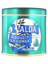 Valda Pastilles Gums Mint Eucalyptus Taste sugarfree 160g