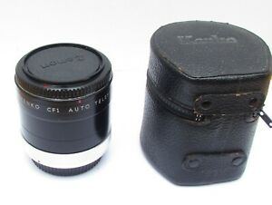 Kenko-CF1-Auto-Teleplus-3X-Teleconverter-for-Canon-FD-with-Case