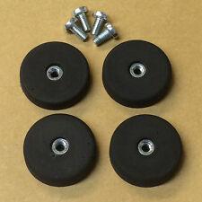 Eames shockmount + vis chaise en fibre de verre Herman Miller Vitra shockmounts