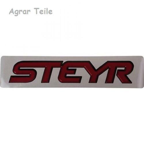 Original Steyr pegatinas cristales delante m900 9000 9100 CVT