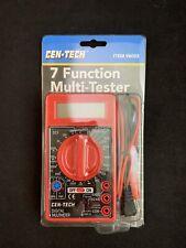 Cen Tech 7 Function Multi Tester 98025