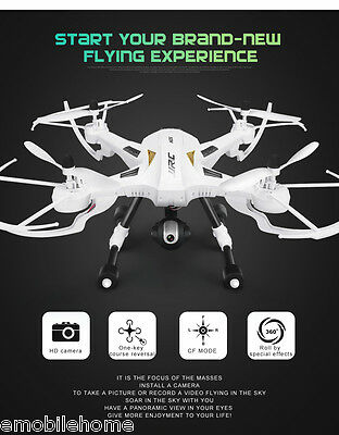 JJRC H26W WIFI FPV HD 720P CAM 2.4GHz 4 Channel 6 Axis Gyro RC Quadcopter Drone