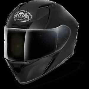 CASCO-HELMET-INTEGRALE-AIROH-2017-VALOR-COLOR-BLACK-MATT-NERO-OPACO-MOTO